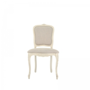 프로방스 의자 PROVENCALE FABRIC SIDE CHAIR