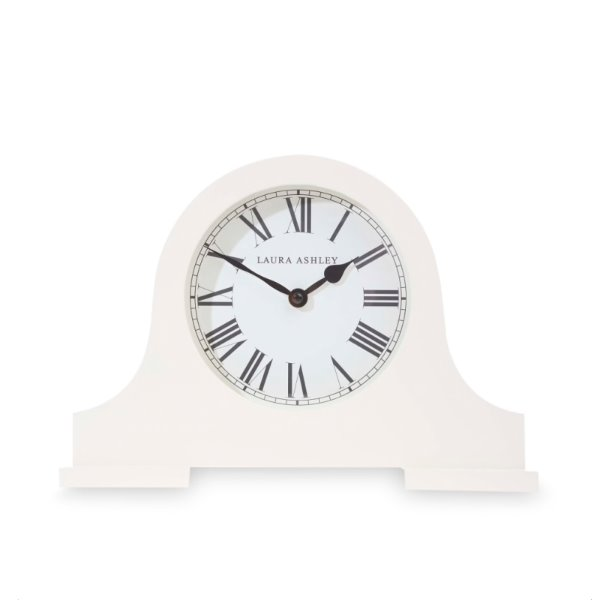 홀번 크림 탁상 시계 LARGE HOLBORN CREAM MANTEL CLOCK