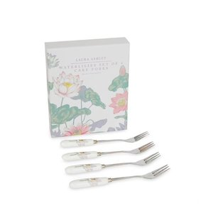 워터릴리 포크세트 WATERLILIES CAKE FORKS SET