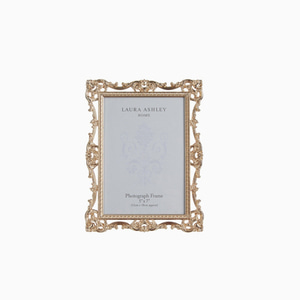 루신다 골드 5X7 사진액자  LUCINDA GOLD EFFECT PHOTO FRAME 5x7