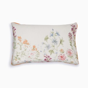 와일드 메도우 시에나 베개커버(HW)  WILD MEADOW PRINTED SIENNA HW PILLOWCASE